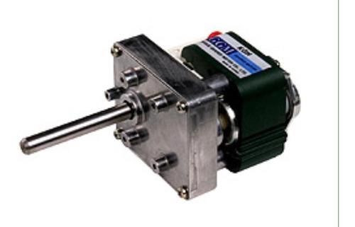 Motor Y Reductor Para Exhibibor Giratorio 5rpm