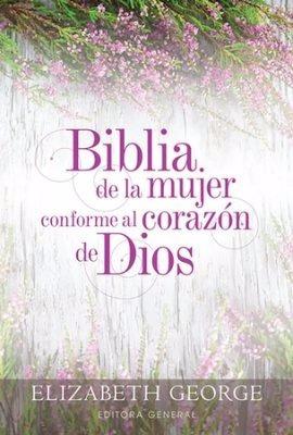 Biblia De La Mujer Conforme Al Corazon De Dios, Rv 1960 - Td