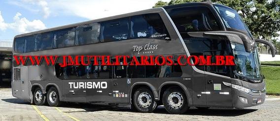Marcopolo Paradiso Dd G7 Ano 2016 Scania K440 Rdv.jm Cod 741