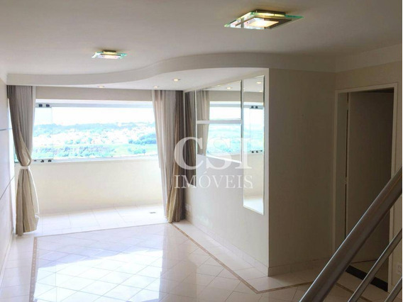 Apartamento Duplex Residencial À Venda, Jardim Chapadão, Campinas. - Ad0010