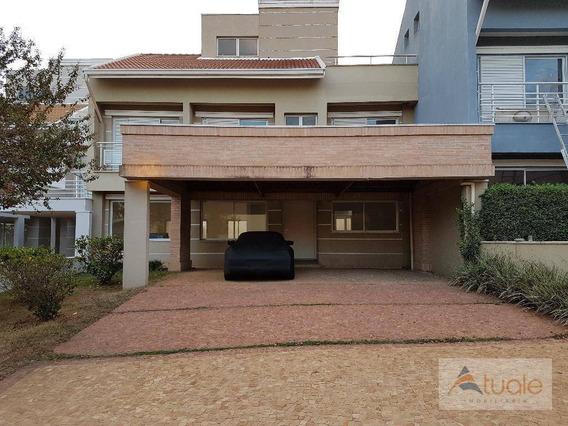 Casa Residencial À Venda, Parque Taquaral, Campinas. - Ca5729