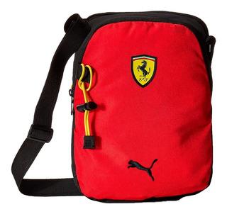 Mochila Bolso Bandolera Fanwear Ferrari 01 Puma 076679
