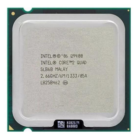 Intel 775 Core 2 Quad Q9400 2,66ghz