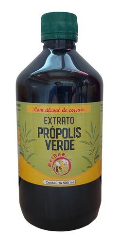 Imagem 1 de 3 de Própolis Verde - Extrato - Embalagem 500 Ml