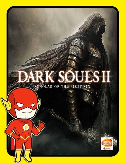 Dark Souls 2 Scholar Of The First Sin Br Pc - Steam Key