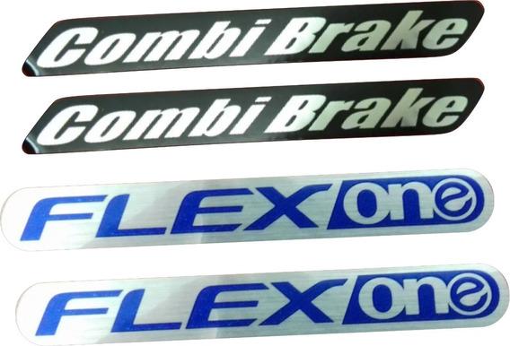 Adesivos Flex One E Combi Brake