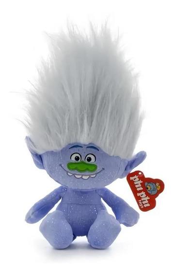 Peluche De Trolls Diamantino 26cm Phi Phi Toys Original Cuot