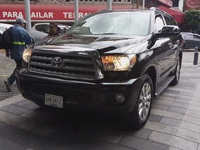 Toyota Sequoia Limited Aa R-20 Piel Qc Dvd At