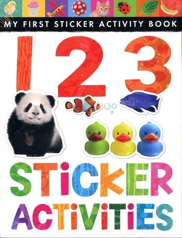 123 Sticker Act. - Grupo Editor
