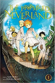 Mangá Yakusoku No Neverland Volume 1-12 Digital