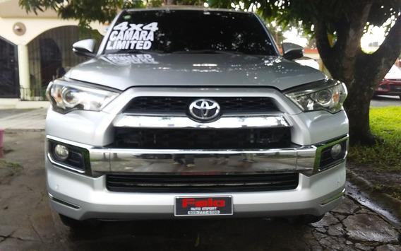 Toyota 4runner Americano