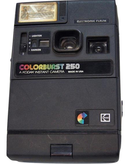 Câmera Kodak Colorburst 250