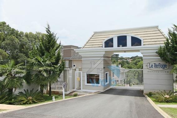 Le Refuge Condominium - Terreno Em Condomínio Fechado, Com 488 M² De Área Privativa Em Localização Tranquila No Bairro Santa Felicidade - Te00046 - 34751110