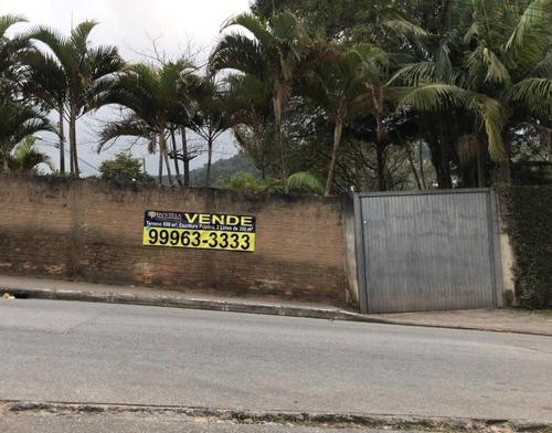 Imagem 1 de 10 de Terreno De 301 M² No Bairro Jardim Janaína - Biguaçu/sc - Te0651