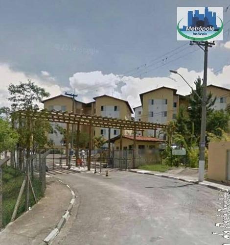 Apartamento  Residencial À Venda, Jardim Odete, Guarulhos. - Ap0156