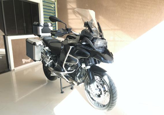 Bmw Gs 1200 Adventure Triple Black