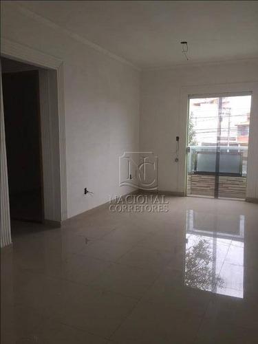 Cobertura Com 2 Dormitórios À Venda, 110 M² Por R$ 280.000,00 - Parque Capuava - Santo André/sp - Co1169