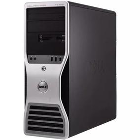 Workstation Dell Precision T5500 Xeon 16gb 320gb Quadro 1800