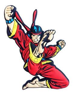 Mestre Do Kung Fu Ima Decorativo Em Pvc Bonellihq E19