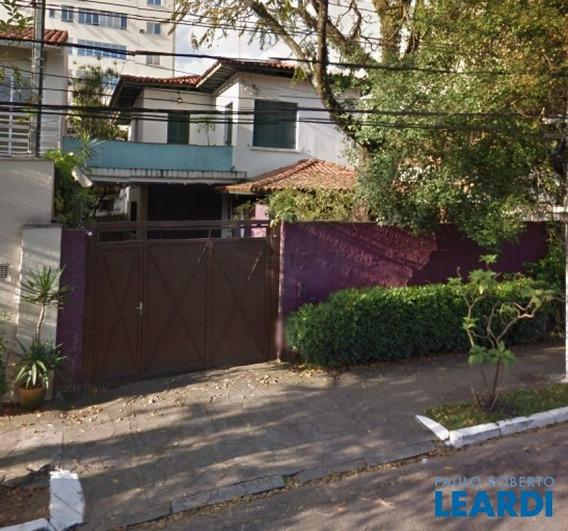 Casa Assobradada - Jardim Paulistano - Sp - 593255