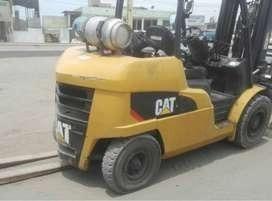Imagen 1 de 2 de Venta Montacarga Cat 5tn