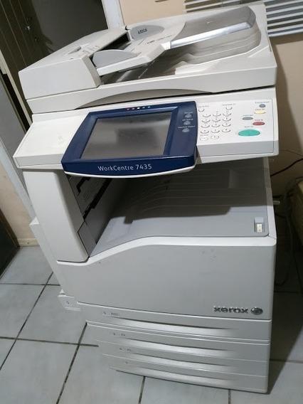 Impressora Xerox Workcentre 7435 Usada