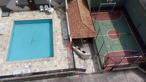 Apartamento À Venda, 80 M² Por R$ 520.000,00 - Tatuapé - São Paulo/sp - Ap5853