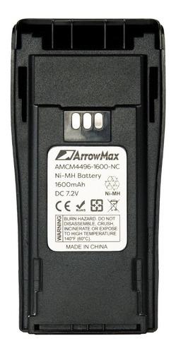 Batería Para Radios Motorola Ep450 / Dep450 | 1600mah / 7.2v