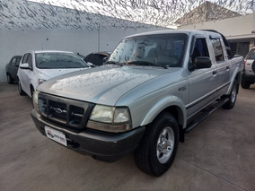 Ford Ranger 2.8 Xls 4x4 Cd 8v Turbo Intercooler Diesel 4p