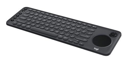N Teclado Logitech K600 Tv Wireless Bluetooth En Español