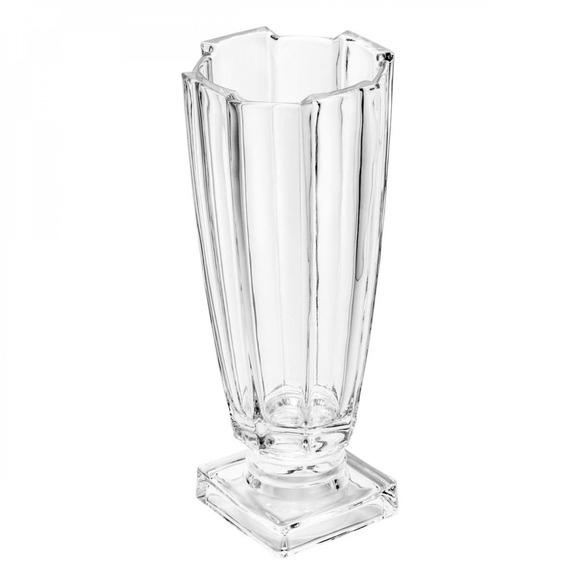 Vaso De Cristal Com Pé Stage 14cmx36,5cm Rojemac Fg