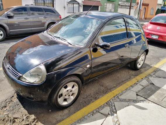 Ford Ka 1.6 Equipado Mt 2002