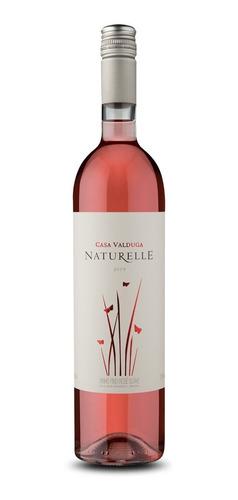 Imagem 1 de 3 de Vinho Rosé Suave Naturelle Casa Valduga - 750ml