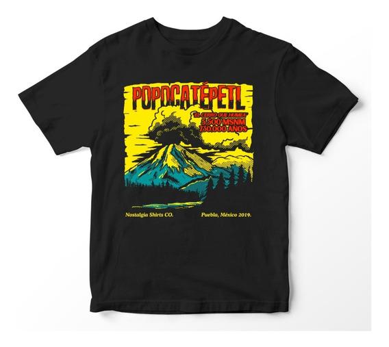 Nostalgia Shirts - Popocatepetl