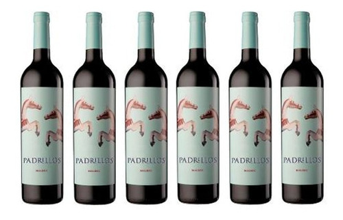 Vino Padrillo Malbec X750cc Ernesto Catena Vineyards Caja X6