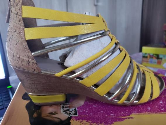 Sandália Dakota Gladiadora (37)