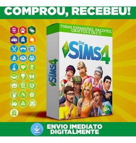The Sims 4 2019 Abril Completo + Todas As Expansões Abril