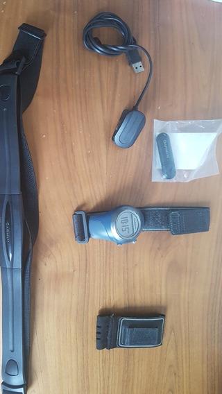 Relógio Garmin 405cx Azul