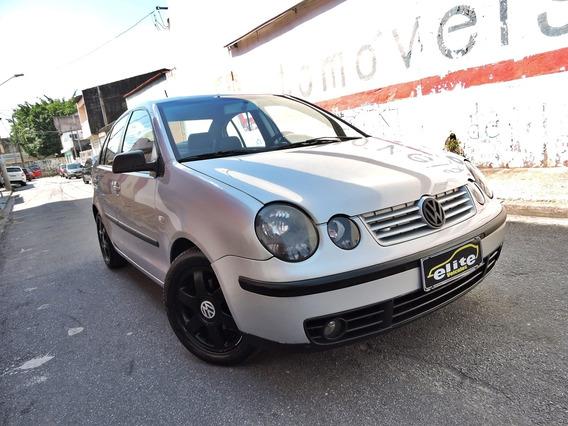 Vw Polo Sedan 1.6 8v Flex Completo Financia E Troca
