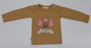Remera Beba Girl Power (20101276)