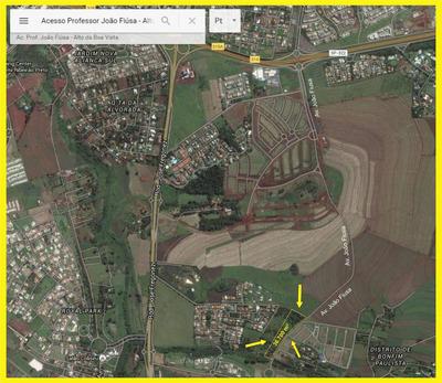 Terreno Na Av: João Fiusa Em Ribeirão Preto - Sp