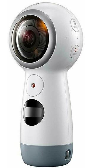 Câmera Samsung Gear 360 + Cartão Micro Sd 32gb