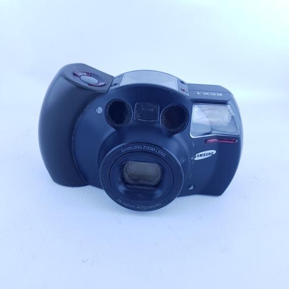 Câmera Samsung Ecx1 No Estado!