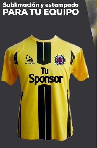 Camisetas Futbol Disenos Del Mundo Replicas Mercado Libre