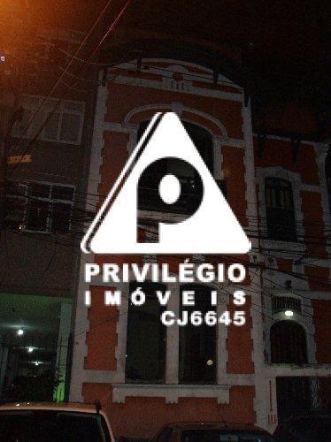 Ampla Casa Duplex 03 Quartos Em Botafogo - 27790