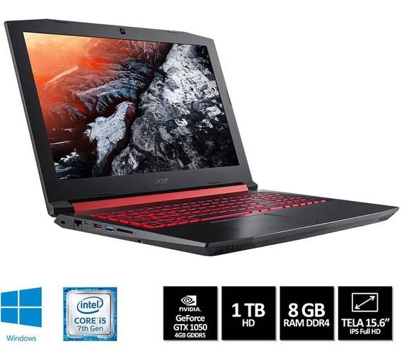 Notebook Acer Aspire Gamer Nitro An515-51-50u2