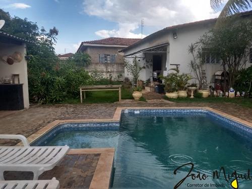 Casa Parque Gloria Iv, Ca00452, Catanduva, Joao Miguel Corretor De Imoveis, Venda De Imoveis - Ca00452 - 68866513