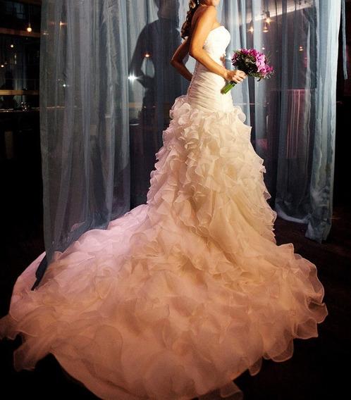 Vestido De Noiva Importado Da Espanha