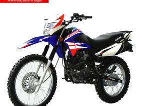 Moto Dukare Dk200-b Bross Año 2019 Ne/ro/az