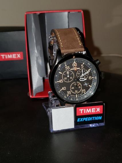 Relógio Timex Expedition Com Modo Noturno - Frete Grátis